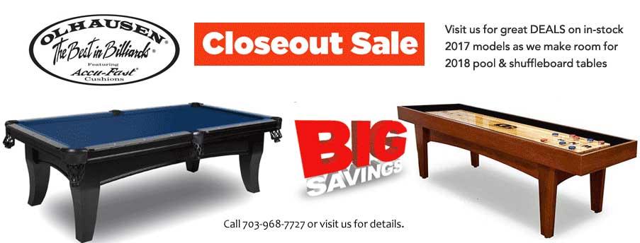 Hot Tubs Spas And Pool Tables In Northern Va Premium Spas - Us billiards pool table